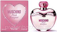 Женская туалетная вода Pink Bouquet Moschino (Пинк Букет Москино) - безоблачный, аппетитный аромат!