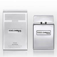 Мужская туалетная вода Dolce&Gabbana The One for men Platinum Limited Edition