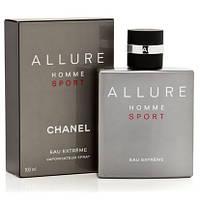Мужская туалетная вода Allure Homme Sport Eau Extreme Chanel - глубокий, дорогой аромат! Лицензия