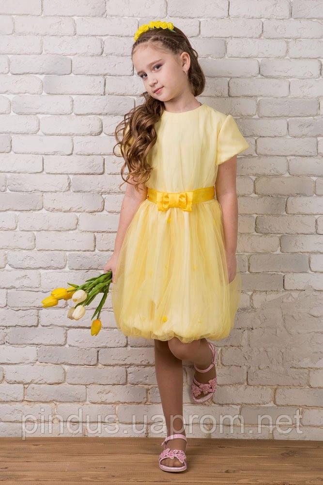 Платье летнее 140 см