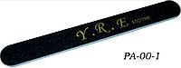 Пилка - прямая черная 100-180 (50 шт. в упак) PA-00-1 YRE