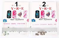 Акриловые цветы для дизайна ногтей, все для наращивания