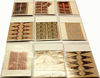 Фото-дизайн, декор YRE FTD-00, материалы для дизайна ногтей