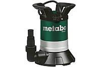 Погружной насос для чистой воды Metabo TP6600 250Вт