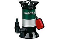 Погружной насос Metabo PS 15000 S для грязной воды 850Вт