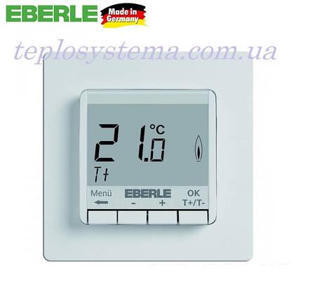 Цифровий терморегулятор для теплої підлоги Eberle FITnp 3U (Німеччина), фото 2