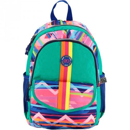 Яркий рюкзак для девочки GoPack 101 GО