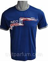 Мужская футболка Adidas Neo из хлопка, купить футболки Киев, футболки адидас, спортмастер, V-lb_1C1