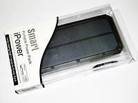 Power Bank UKC 32800 mAh на солнечных батареях 2 USB