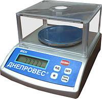 Весы лабораторные ФЕН-600Л (0,01 грамм)