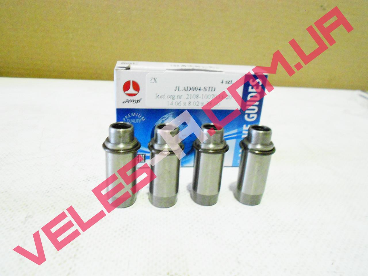 Направляющие втулки клапанов выпускные Ваз 2108, 2109, 21099, 2110, 2111, 2112, 2113, 2114, 2115 AMP