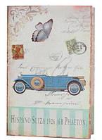 """Сейф-книга """"Машина"""" Размеры:  33-22-7 см"""