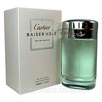 Женская туалетная вода Cartier Baiser Vole, духи Картье Беизер Воле