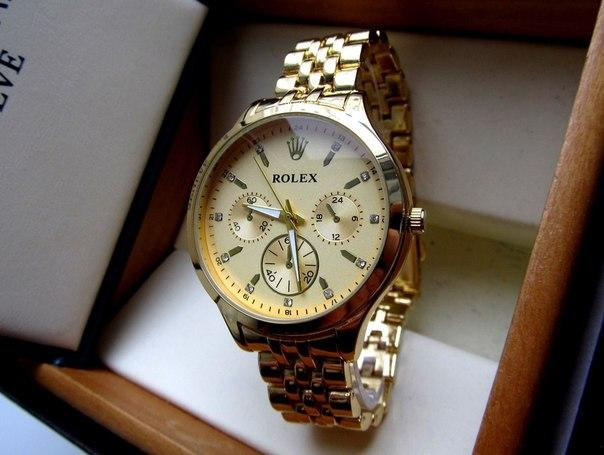Женские кварцевые часы Rolex под Michael Kors. Часы Rolex женские. Стильные женские  часы. 0074d367085