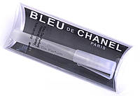 Мужские Духи в ручках 8 мл Chanel Bleu de Chanel, Шанель Блю дэ Шанель