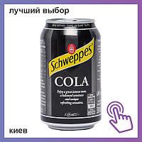 Напиток Schweppes Cola Швепс Кола