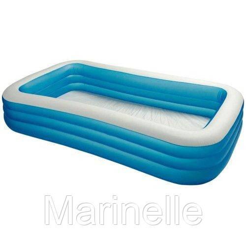 Детский надувной прямоугольный бассейн Intex 58484 (183Х305Х56 см) ZN - Marinelle в Харькове