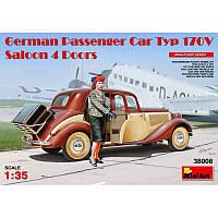 Немецкий автомобиль Typ 170V, 4-х дверный седан (код 200-439947)