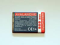 АКБ Avalanche для Nokia 5100,6100,7200 (BL-4C) - 800мАч