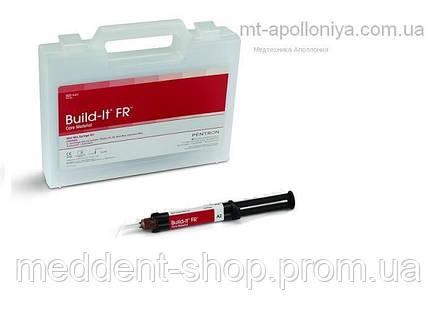 Build-It F.R (4,8мл/8.6г).материал для создания культи зуба,и фиксации штифтов, фото 2
