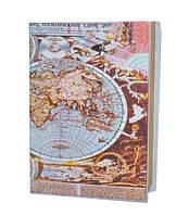 """Сейф-книга """"Глобус"""" Размеры:  22-16-7 см, фото 1"""