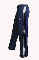 Мужские зимние спортивные штаны Adidas, утепленные спортивные штаны