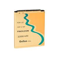 Аккумулятор (Батарея) Gelius LG D290/D295/H320/H324/H340/H345/D213 /D221 L Fino Dua BL-41ZH (2200 mAh)