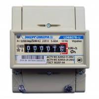 Электросчетчик ЦЭ6807Б-U K 1 220B 5-60A М6Р.1 / Електролічильник ЦЭ6807Б-U K 1 220B 5-60A М6Р.1