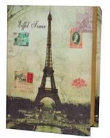 "Сейф-книга ""Париж"" Размеры:  22-16-7 см, фото 1"