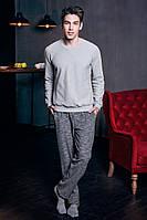 Комплект мужской (джемпер и брюки)