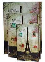 "Сейф-книга набор 3 шт ""Париж""  Размеры: 32-23-8"