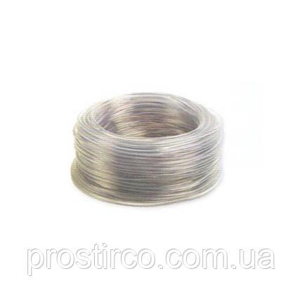 ПВХ трос 32.08.100 (серебряный), фото 2