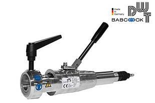 Машина для обробки торця труб 9-44,5 мм MF3-R