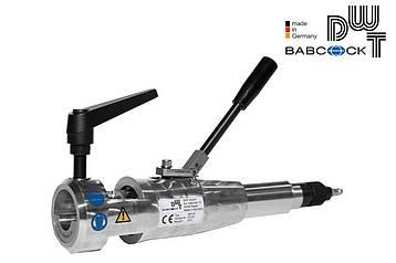 Машина для обработки торца труб 9-44,5 мм MF3-R