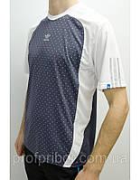 Мужская футболка Adidas из полиэстера, магазин спортивной одежды, модная одежда V-g-w_407