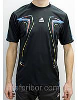 Мужская футболка Adidas из полиэстера, футболки Украина, стильная одежда, дешевые майки и футболки V-b_507