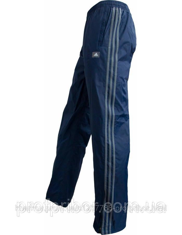 V-MB11 Мужские спортивные брюки, штаны Adidas из плащевки на х/б подкладке, модная одежда Мелитополь - Стандарт в Харькове