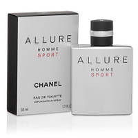 Мужская туалетная вода Chanel Allure Homme Sport (Аллюр Хом Спорт) - древесно-ориентальный аромат!, Киев