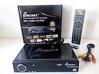 Спутниковый HD ресивер EUROSKY ES-4060 HD AC3