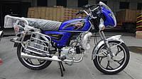 Мотоцикл VENTUS ALPHA SUPER LUX (АЛЬФА) 110 см3. Доставка без предоплаты! Лучшая цена в Украине!