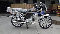 Мотоцикл VENTUS ALPHA SUPER LUX (АЛЬФА) 110 см3. Доставка без предоплаты! Лучшая цена в Украине!, фото 1