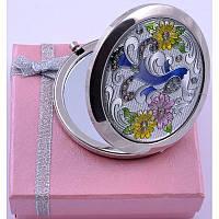 Зеркальце в подарочной упаковке Персидский узор