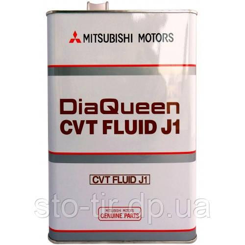 Масло DiaQueen CVT J-1 s0001610 4л трансмиссионное вариаторное