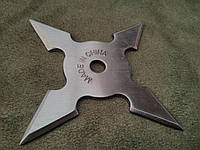 Нож метательный (сюрикен) BF 004