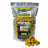 Бойлы растворимые CarpZone Soluble EuroBase Boilies Pineapple (Ананас)