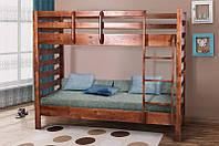 Детская двухъярусная кровать Троя