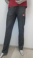 Мужские спортивные штаны Nike из трикотажа прямые