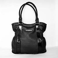 Женская сумка М89-25/лак black
