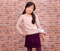 Суперская вельветовая юбочка для подростка от тсм Tchibo размер 158-164(смотрите замеры)