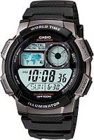Мужские часы Casio AE-1000W-1B 10 Касио японские кварцевые